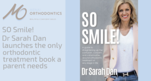 Dr Sarah Dan, orthodontic treatment book So Smile